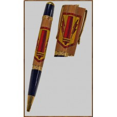 41st Artillery Group Inlay Pen