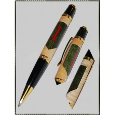 1st Infantry Division Inlay Pen