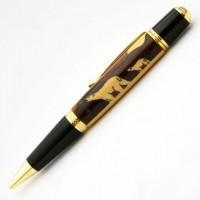 Polar Bear Inlay Pen
