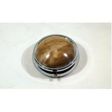 Maple Burl Pill Box