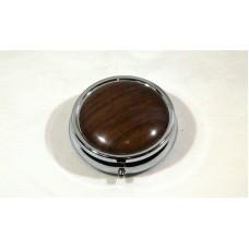 Walnut Pill Box